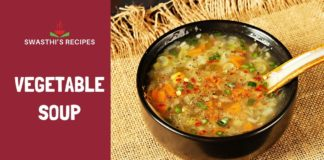 Vegetable Soup Recipe - Indochinese style vegetable soup