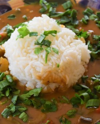 Vegetarian Gumbo - How To Make Gumbo - Vegan Recipe
