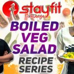 WEIGHT WATCHERS - Healthy Meal Plans: South Indian Healthy Veg Salad   Ramya