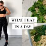 WHAT I EAT IN A DAY WEIGHTLOSS | REALISTIC + HEALTHY RECIPES  | Katie Musser