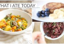 WHAT I EAT IN A DAY | healthy paleo meal ideas