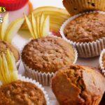 ఆపిల్ ఓట్స్ మఫ్ఫిన్స్ | Apple Oat Muffins recipe | easy muffin recipe || Healthy muffins vismai food