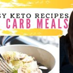 13 EASY KETO RECIPES & LOW CARB MEALS 🧀 MOON CHEESE