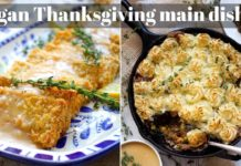 2 THANKSGIVING MAIN DISHES [VEGAN] | PLANTIFULLY BASED