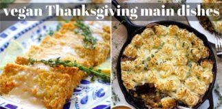 2 THANKSGIVING MAIN DISHES [VEGAN]   PLANTIFULLY BASED