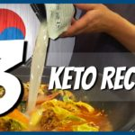 3 Easy KETO Korean Recipes to LOSE WEIGHT in 2021