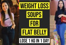 3 Weight Loss Soup |  Healthy Soup Recipes For Weight Loss in Winter |  Fat to Fab Suman Pahuja