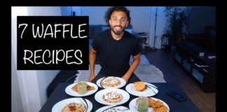 7 Different Keto Recipes Using A Waffle Maker   Sweet & Savory