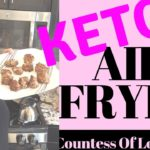 BEST Keto Air Fryer Recipes 👸 Cosori Air Fryer