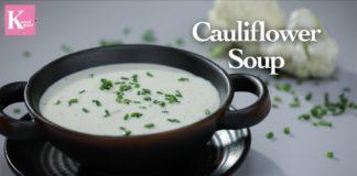 Cauliflower Soup Recipe    Winter Special Soup Recipe    Soup    Chef Kunal Kapur