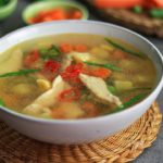 Clear Chicken Soup Recipe By SooperChef