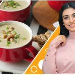 Creamy Potato Soup Recipe with Sarah Khan - Food Fusion