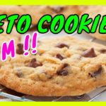 Easy keto recipes: The Best Keto chocolate chip cookies