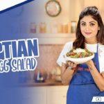 Egyptian Egg Salad | Shilpa Shetty Kundra | Healthy Recipes | The Art of Loving Food