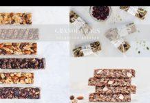 Granola Bars & Cereal Bars | Vegan, Paleo, Sugar-Free & Nut-Free options