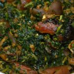 HOW TO COOK EDIKANG IKONG SOUP. BEST NIGERIAN VEGETABLE SOUP(CALABAR STYLE). NIGERIAN FOOD.