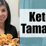 HOW TO MAKE EASY KETO TAMALES RECIPE | Cook With Me Low Carb Mexican Food Recipes to Lose Weight