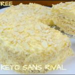 HOW TO MAKE SUGAR FREE SANS RIVAL ONLY 2.5 g net carb | KETO AND LOW CARB DIET
