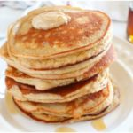 Healthy Banana Pancake Recipe: easy paleo recipe