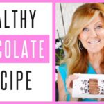 Healthy & Sugar Free Chocolate Recipee | Anti Ageing | Tastes Amazing | Ready In 5 Minutes!