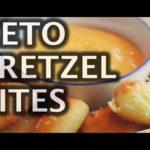 Homemade Keto Pretzel Bites Recipe