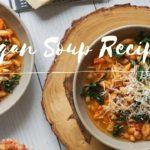 Homemade Pasta e Fagioli 🍂 Cozy Italian Soup Recipe
