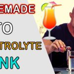 How To Make A Homemade Keto Electrolytes SUPER BOOST Drink (2x RECIPE)