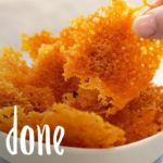How to Make Microwavable Keto Cheese Crisps   Snack Recipes   Well Done