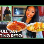 KETO CHEAT MEALS | Easy Keto Recipes + What I Eat In A Day Keto | Rosa Charice