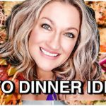 KETO DINNER IDEAS   WHAT'S FOR DINNER ON KETO?   EASY KETO RECIPES   Suz and The Crew
