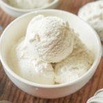 KETO Ice Cream Recipe | LOW CARB Vanilla Keto Ice Cream In A Mason Jar