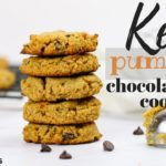 KETO PUMPKIN COOKIES | Sugar Free, Gluten Free Pumpkin Cookies | KETO PUMPKIN RECIPES
