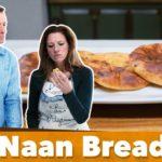 Keto Naan Bread Recipe (Low Carb)   Karen and Eric Berg