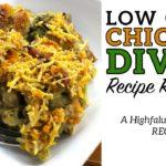 Low Carb CHICKEN DIVAN - EASY Keto Chicken Casserole Recipe - Best Low Carb Casserole!