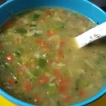 Mix Veg Soup - Healthy Vegetable Soup - Quick & Easy Vegetable Soup - Soup Recipes