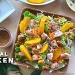 Oriental Chicken Salad Recipe   Easy and Tasty Chicken Salad