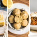 Spring Dessert Recipes | Vegan + Healthy!