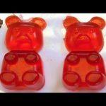 Sugar Free Gummy Bears - Keto Recipe