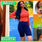 THE BEST LOW CARB KETO DESSERT RECIPES | Easy Keto Friendly Recipes | Rosa Charice