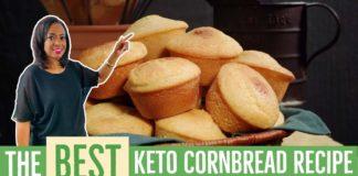 The BEST Keto Cornbread Recipe - Quick, Easy & Delicious