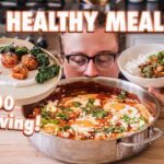 Ultra Easy Healthy Meals | But Cheaper