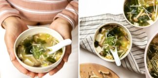 Vegan Miso Soup Recipe | Easy + Gut-Healthy!