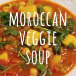 Vegan Moroccan Soup Recipe | Olive
