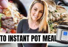 WHAT I EAT TO LOSE WEIGHT 2019 / EASY KETO RECIPES / KETO INSTANT POT RECIPE / DANIELA DIARIES