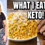 WHAT I EAT TO LOSE WEIGHT 2020 / EASY KETO RECIPES / WHAT'S FOR DINNER 2020 / DANIELA DIARIES
