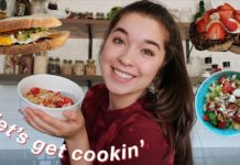 easy & healthy recipes *for the average high school/college student*