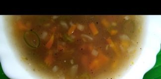 ഇനി വീട്ടിൽ തന്നെ നമുക്ക് സൂപ്പ് തയ്യാറാക്കാം   Vegetable Soup   Veg Soup