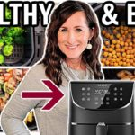 10 EASY & HEALTHY Air Fryer Recipes - THIS is What to Make in Your Air Fryer - Cosori Air Fryer