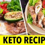 11 Easy and Quick Keto Recipes (you can prepare in a few minutes)