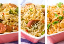 3 Healthy Rice Recipes For Weight Loss   Rice Recipes Easy